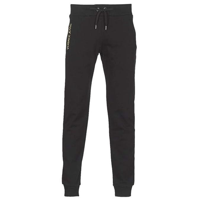 Versace Jeans - Chándal - para Hombre Negro Negro (Small: Amazon ...