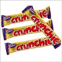 Cadbury Crunchie - Bag of 10 Bars