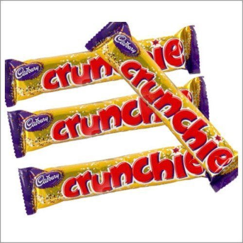 Cadbury Crunchie Bag 10 Bars