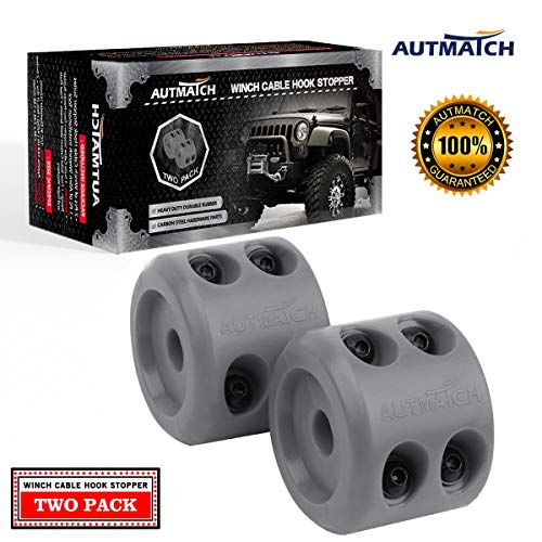AUTMATCH Winch Cable Hook