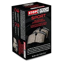 StopTech 309.08470 Street Performance Front Brake Pad