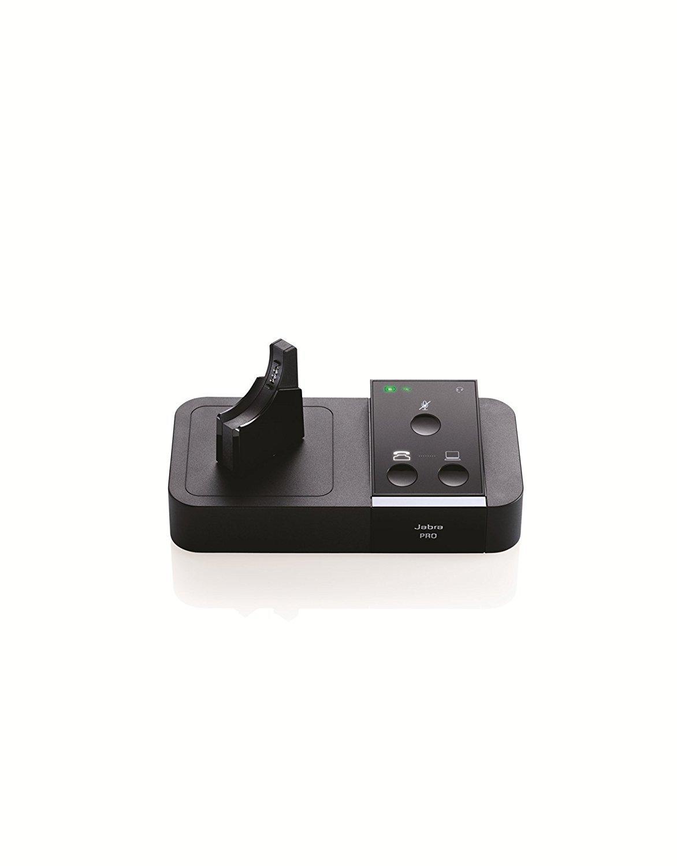 Jabra PRO 9450 Mono Midi-Boom Wireless Headset for Deskphone & Softphone (Certified Refurbished)