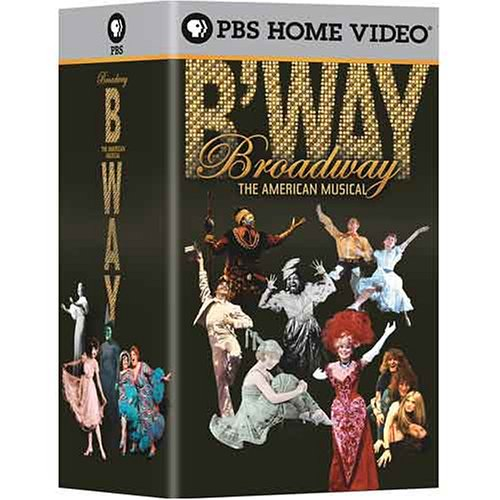 Broadway - The American Musical (PBS Series) [VHS] (William Haken)