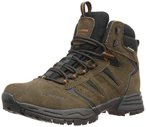 senderismo zapatos hombre Aq gran de de para quemado marrón altura Trek Expeditor naranja marrón Berghaus 1fgqX0w