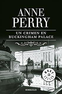 Un crimen en Buckingham Palace par Perry