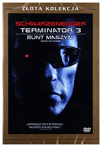 Terminator 3: The Rise of the Machines [DVD] [Region 2] (English audio. English subtitles) by Carolyn Hennesy B01I08C9OS