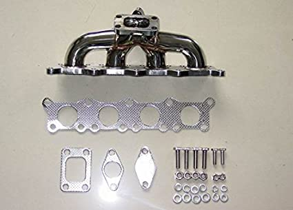 Image Unavailable. Image not available for. Color: T25 GT28RS TURBO MANIFOLD VW Passat Audi A4 Seat Ibiza 1.8t 20V