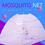 Pop-Up Mosquito Net Tent Baby Bed Canopy Indoor