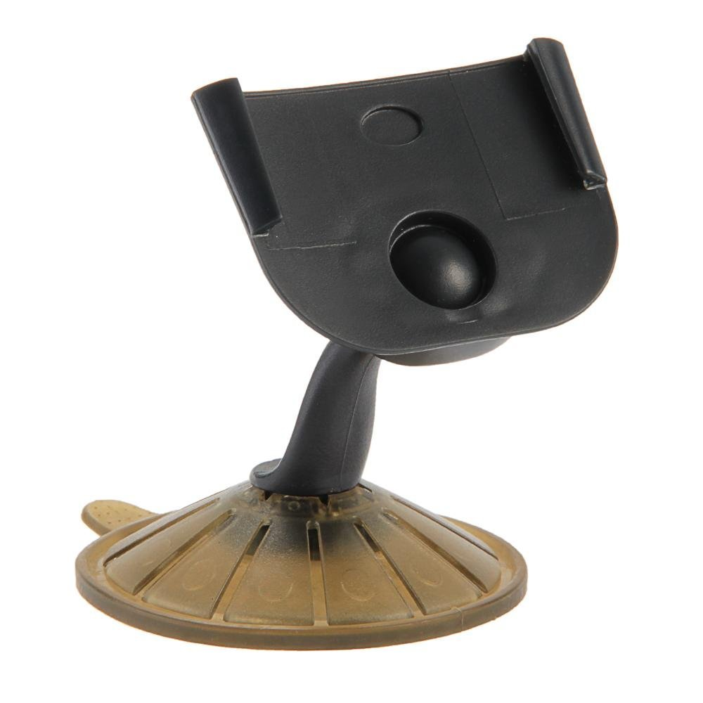 SODIAL 3,5 Supporto Base a Ventosa Porta GPS Navigatore per TomTom One V2 V3 R