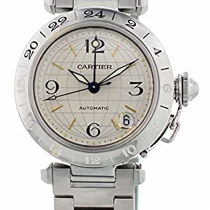 Cartier Pasha Automatic-self-Wind Male Watch 2377 (Certified Pre-Owned)