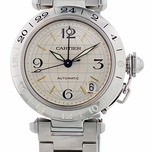 - Cartier Pasha Automatic-self-Wind Male Watch 2377 (Certified Pre-Owned)