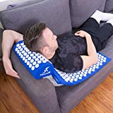 ProsourceFit Acupressure Mat and Pillow Set for