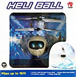 Heli Ball Combat Air Force Pilot Remote Control Mini Flyer (NEWEST VERSION - Featuring USB charging)