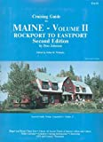 Cruising Guide to Maine, Rockport to Eastport, Don Johnson, 0918752183