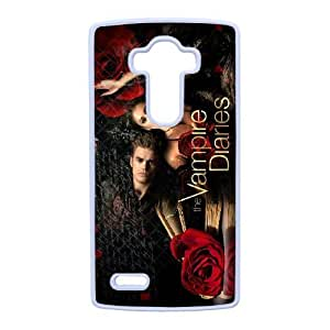 LG G4 Cell Phone Case White The Vampire Diaries F5104683