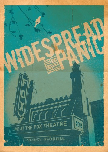 Widespread Panic: Earth to Atlanta - Live at the Fox Theatre by RED Distribution