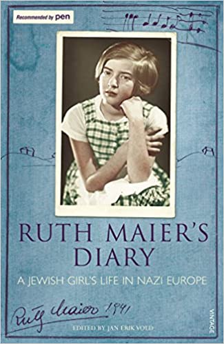 Ruth Maier's Diary: A Young Girl's Life Under Nazism