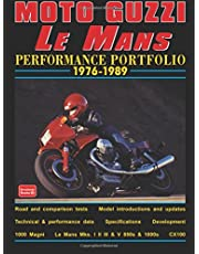 Moto Guzzi Le Mans Performance Portfolio, 1976-1989