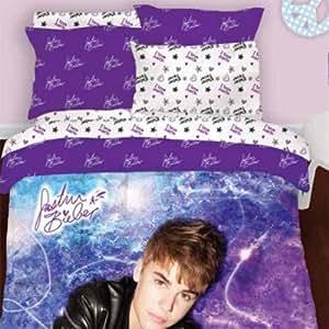 Amazon.com: Justin Bieber Concert Full Comforter Pillow ... - photo #19