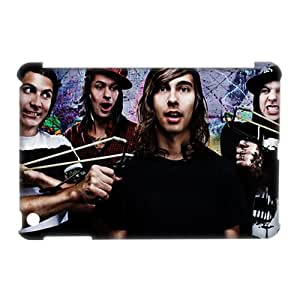 3D Print Pierce The Veil Theme Case Cover for Retina iPad Mini(iPad Mini 2)- Personalized Hard Cell Phone Back Protective Case Shell-Perfect as gift