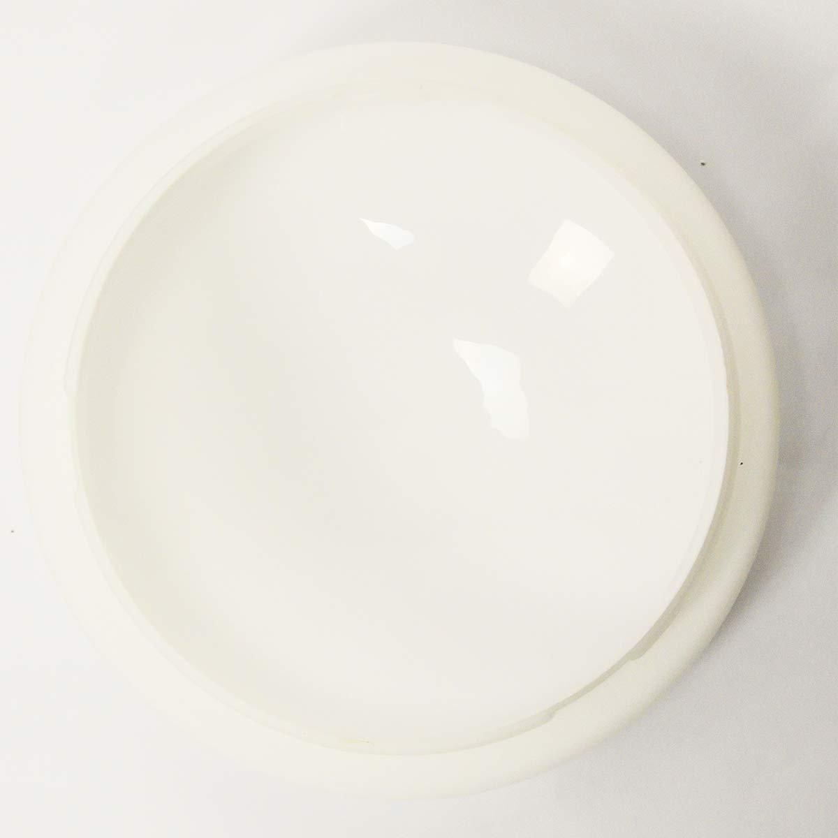 p/âles /à double face blanc//pin t/él/écommande incluse 112 cm Ventilateur de plafond Fresco blanc
