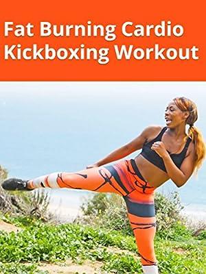 Fat Burning Cardio Kickboxing