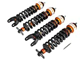 aFe Power 430-401001-N PFADT Series Featherlight Single Adjustable Street/Track Coilover System