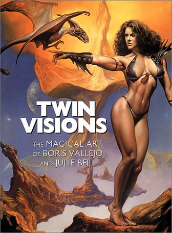 Read Online Twin Visions: The Magical Art of Boris Vallejo and Julie Bell pdf