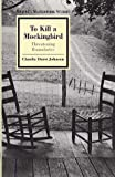 Masterwork Studies Series: To Kill a Mockingbird (Cloth)