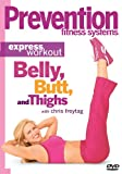 Prevention Fitness Systems Express Workout - Belly Butt & Thighs