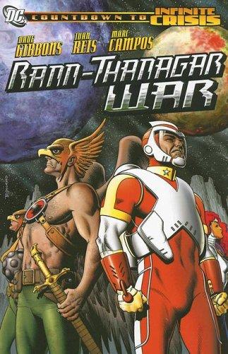 Read Online The Rann-Thanagar War (Countdown to Infinite Crisis) pdf epub