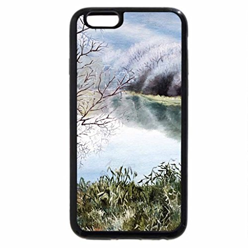 iPhone 6S / iPhone 6 Case (Black) The Lake