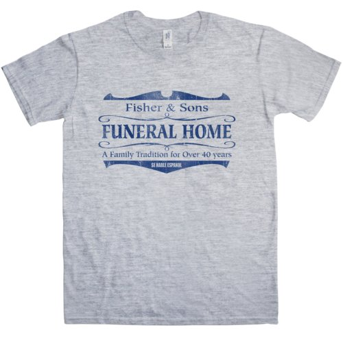 Mens Fisher And Sons T Shirt - 8Ball Originals Tees