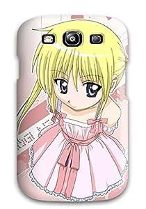 Hayate No Gotoku Durable Galaxy S3 Tpu Flexible Soft Case