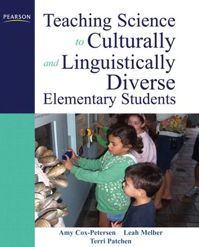 Download Teaching Science to Culturally and Linguistically Diverse Elementary Students Pdf