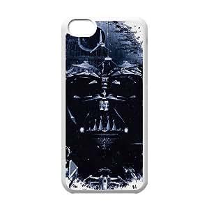 taoyix diy C-EUR Print Star Wars Pattern Hard Case for iPhone 5C