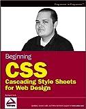 Beginning CSS, Richard York, 0764576429