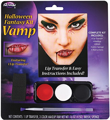 Lip T (Vampiress Costumes Kit)