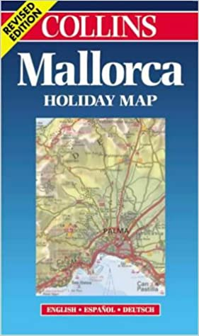 Mallorca Holiday Map Collins Holiday Map Amazoncouk