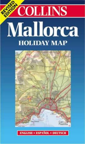 Majorca (Holiday Map) (Collins Holiday Map)