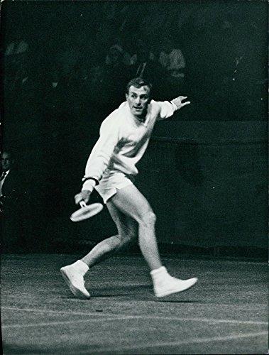 Vintage photo of John Newcombe