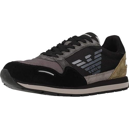789bd4ff Emporio Armani X4X215 Man Black 43: Amazon.co.uk: Shoes & Bags