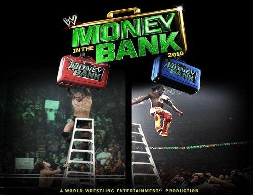 Raw Money In The Bank Ladder Match: Randy Orton vs. John Morison vs. Evan Bourne vs. Mark Henry vs. Edge vs. Chris Jericho vs. The Miz vs. Ted DiBiase