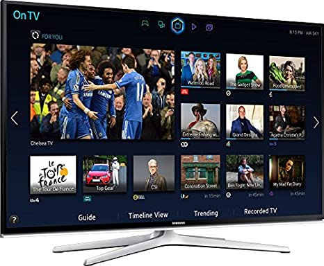 Samsung UE55H6500SL 55 Full HD Compatibilidad 3D Smart TV WiFi Negro, Plata - Televisor (Full HD, A+, 16:9, 1920 x 1080 (HD 1080), Negro, Plata, 1920 x 1080 Pixeles): SAMSUNG: Amazon.es: Electrónica
