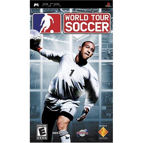 World Tour Soccer - Sony PSP