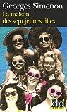 La maison des sept jeunes filles par Simenon