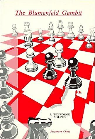 The Blumenfeld Gambit - Jan Przewoznik, Malcolm Pein  51NJRP63K8L._SX322_BO1,204,203,200_