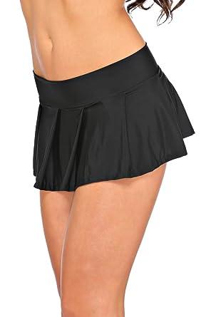NoirVêtements Jupe Plissée Mini Et Accessoires Jowiha Sexy P0wN8XZnOk