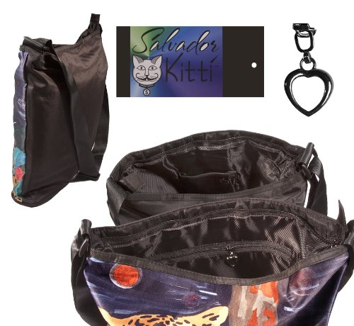 Vegan Read Bag Wearable Large Conservation Paintings From Wildlife Enigma Antediluvian My Original Support How Art Cross Body Bat BwqqUHx