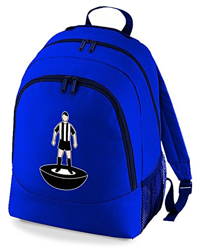 Favourite Team Royal Unisex Backpack Football Bag Kit Colours Rucksack Supporter vFcWrvfqH